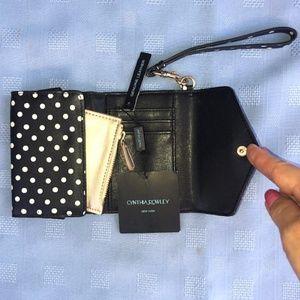 Cynthia Rowley Wristlet Wallet. NWT!